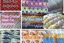 Crochet / by Courtnii Eutsler