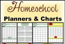 Homeschool Planning & Organizing