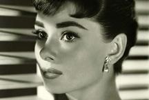 { Audrey Hepburn }