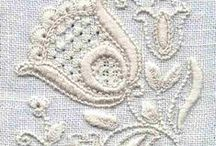 Schwalm / Whitework / Schwalm and Whitework Stitching