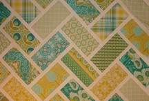 Quilts Large Scale Prints