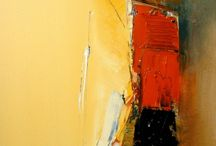 Art M / Art -  contemporary mainly nonobjective  / by Joan Weiss