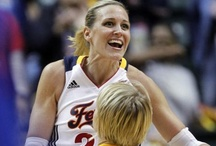 #23 Katie Douglas / A four-time WNBA All-Star, four-time All-WNBA selection and a five-time member of the WNBA's All-Defensive Team, Katie Douglas has completed four WNBA summers in her hometown of Indianapolis.