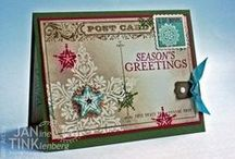Cards Christmas Misc / by Sandy Dean Johnson Copeland