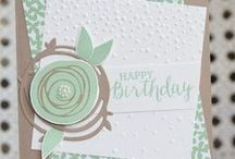 Stampin' Cute cards