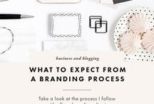 Branding / Branding Boards & Inspiration Boards. Includes logo design, color palettes and patterns, web design, graphic design.