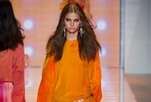 Mandarin Orange Fashion / by Eva Smith at Tech Life Magazine