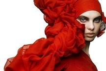 Red Fashion / Eye-catching, Bold / by Eva Smith at Tech Life Magazine