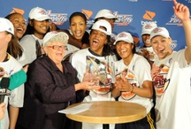 A Look Back at 2012 / Winning the 2012 WNBA Championship was just a capstone to what was an already amazing year for the Indiana Fever. Take a second look back at the many amazing moments of the calendar year...