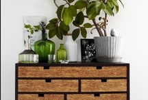 Green living / Beautiful green in your interior