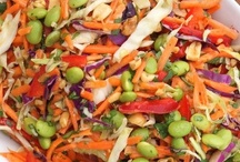 Salads / by Audra Iannarone