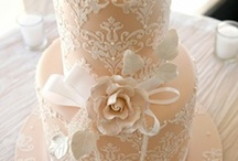 { Dream Wedding * Cakes & Cupcakes }