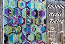 Quilts Hexagons