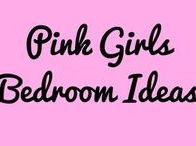 Pink girls bedroom ideas / Ideas for decorating a little girl's bedroom in pink