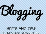 Blogging / Blogging hints and tips