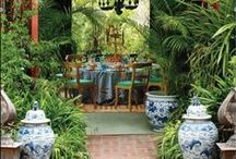 Get Outdoors! Outdoor Spaces / Creative inspiration for outdoor space.