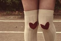 Socks / by Paulina Celofan