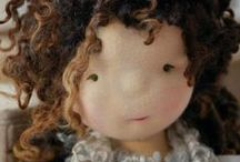 Waldorf  Style Dolls / Waldorf Inspired Dolls / by Mosaic Magpie
