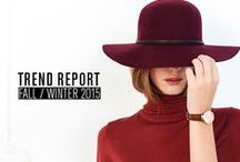 Trend Report Fall/Winter 2015