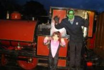 Halloween in Snowdonia 2015