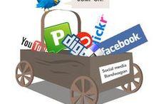 Photographie et réseaux sociaux / Découvrez les bonnes pratiques pour partager vos photos sur le web et les réseaux sociaux et générer des visites sur votre site.