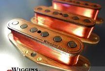 WigginsBrand.com / Custom guitar products made by Wiggins Brand ~ www.WigginsBrand.com