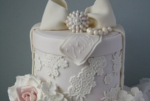 Beautiful Cakes / by Karen Hodges