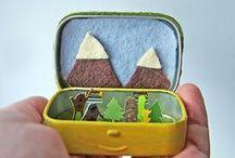 DIY and Crafts / by Carla del Olmo
