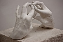 Art - Hands / Anything with hands  / by Rusty Tricycle
