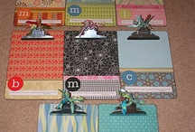 Scrapbooking and Card Making / by Alisha Bennett
