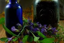 medicinal / Home remedies for ailments, illnesses, and general well-being.