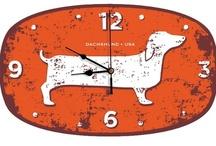 Design - Clocks and time-pieces
