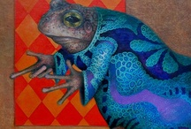 Art - Assorted animal not found elsewhere / Animal art / by Rusty Tricycle