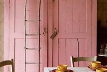 Color - Mostly pink