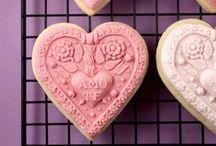 valentine's blush / by Christelle van Rensburg