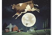 Art - Cow items