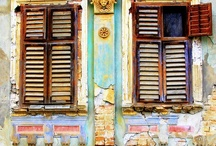Architecture - Windows and exteriors / by Rusty Tricycle
