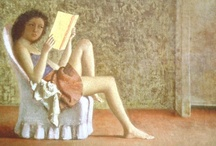 Art - With books