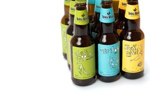 Beer Labels & Packaging / Our favourite beer label designs.