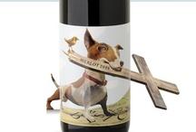 Wine Label Design / Our favourite wine label designs
