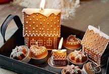 Food - Gingerbread houses