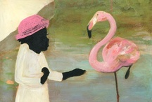 Art - Flamingo / by Rusty Tricycle