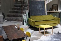 interiors / by Janell