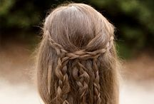 pretty hair / by Janell