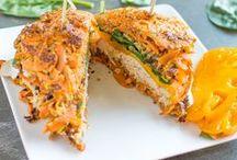 """Bagel, Sandwich & Bread L♥er / Bagels, SW, Tramezzini, Lunches & Bread / by Ines Maaz""""lhuber"""""""