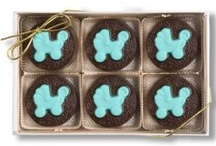 Azul y Chocolate