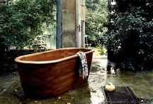 Bath time - Beautiful bathrooms / by Janell