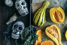 { halloween } / Halloween food and craft inspiration