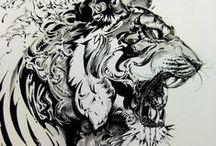 Tattoos / by Mckenna King