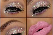 Makeup, Hair and Nail's / by Pamela Snellgrove Light